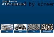 WEBOVÁ STRÁNKA ITALINOX, s r.o. Prodej nerezové plechy, trubky, tyče