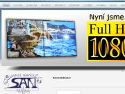 SITO WEB SAN SERVICE, s.r.o. Zajisteni konferencniho servisu v CR