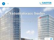WEBOVÁ STRÁNKA SAUTER Automation, spol.s r.o. Regulační technika Praha