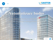 PÁGINA WEB SAUTER Automation, spol.s r.o. Regulacni technika Praha