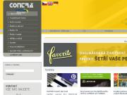WEBOVÁ STRÁNKA CONTRA Praha, s.r.o. Distribuce průmyslových řetězů Brno
