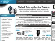 WEBOVÁ STRÁNKA Jan Pazdera Foto Pazdera