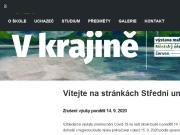 WEBOVÁ STRÁNKA Střední umělecká škola v Liberci s.r.o.