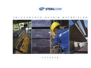 SITO WEB Steelcom CZ, a.s.