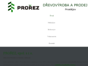 WEBSITE PROREZ spol. s r.o.