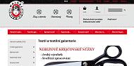 SITO WEB KOH-I-NOOR a.s. Velkoobchod s textilni galanterii Praha