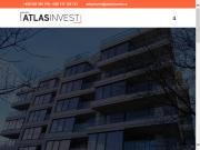 WEBOVÁ STRÁNKA ATLAS INVEST, s.r.o.