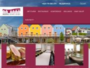 SITO WEB Hotel Kravi hora Boretice ***