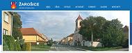 SITO WEB Obec Zarosice