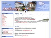 WEBOVÁ STRÁNKA Obecní úřad Strážovice