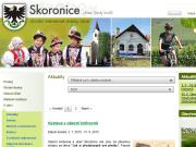SITO WEB Obecni urad Skoronice