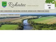 WEBOVÁ STRÁNKA Obec ROHATEC