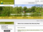 WEBOVÁ STRÁNKA Obec Moravský Písek