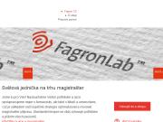 WEBOVÁ STRÁNKA FAGRON a.s.