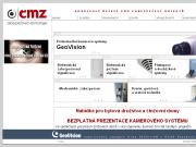 WEBOVÁ STRÁNKA �MZ spol. s r.o.