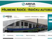 SITO WEB ARRIVA MORAVA a.s. zeleznice Desna