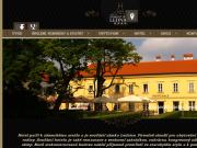 SITO WEB Zamecky hotel Lednice
