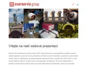 WEBOVÁ STRÁNKA Svarservis Thermoprozess Cooperheat s.r.o.
