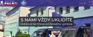 WEBOVÁ STRÁNKA Falko F a L s.r.o. Úklidová technika