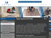Strona (witryna) internetowa VETRA - Jiri Tetour