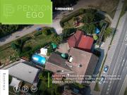 WEBOVÁ STRÁNKA PENZION EGO Zdeňka Kudrnová