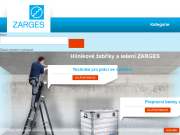 SITO WEB Zarges CZ, s.r.o.