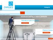 SITO WEB Zarges CZ, s.r.o.