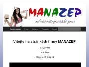 SITO WEB Knop Pavel - MANAZEP Malirstvi Opava