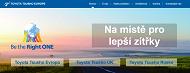 WEBSITE Toyota Tsusho Europe SA Czech Republic Branch Zpracovani kovu Praha