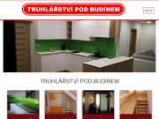 WEBOVÁ STRÁNKA Truhl��stv� pod Bud�nem