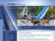 SITO WEB Primatep s.r.o.