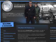 WEBOVÁ STRÁNKA FALANX PATRON spol. s r.o.