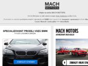 WEBOVÁ STRÁNKA AUTOIMPORT MACH.CZ a.s. Prodej, servis vozů BMW České Budějovice
