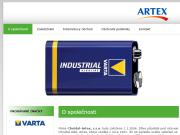 SITO WEB Chvatal-Artex, s.r.o.