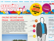 WEBOV� STR�NKA SECOND HAND LAND POSP͊IL s.r.o.