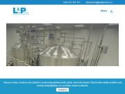 WEBOVÁ STRÁNKA Lab & Pharma, spol. s r.o.