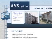 WEBOVÁ STRÁNKA RHD, spol. s r.o.