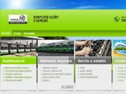 SITO WEB Cestovni kancelar 3CSAD CSAD Karvina a.s.