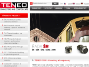SITO WEB TENEO 3000 s.r.o.