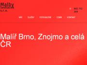 WEBOVÁ STRÁNKA Marek Sedláček - malíř, natěrač