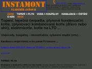 SITO WEB INSTAMONT - Vladimir Janour