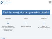 WEBOVÁ STRÁNKA Saar Gummi Czech s.r.o. SGC