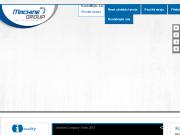SITO WEB Machine Group s.r.o.