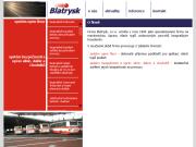 SITO WEB Blatrysk, s.r.o.