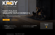 SITO WEB Krby Polach s.r.o.