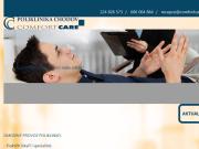 WEBOVÁ STRÁNKA Comfort Care, a.s.