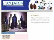 WEBOV� STR�NKA ELPACK, s.r.o.