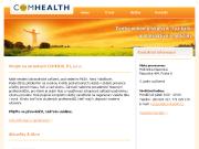 WEBSEITE COMHEALTH, s.r.o. Onemocneni hlasu Praha