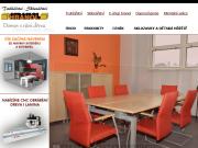 Strona (witryna) internetowa Truhlarstvi a sklenarstvi Hranol Martin Vanek