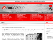 SITO WEB FIRE GROUP s.r.o.